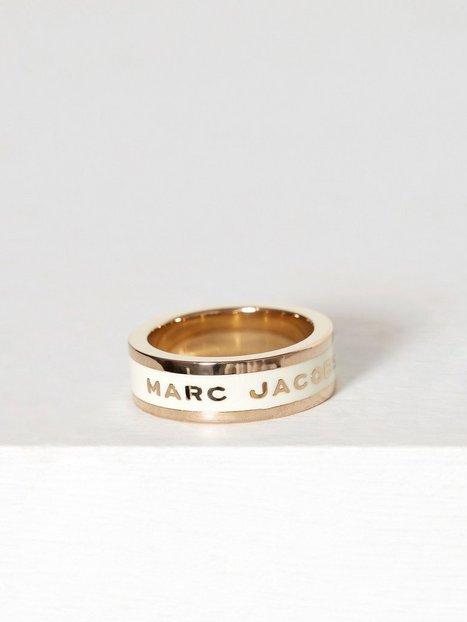 Billede af Marc Jacobs Band Ring Ring Cream