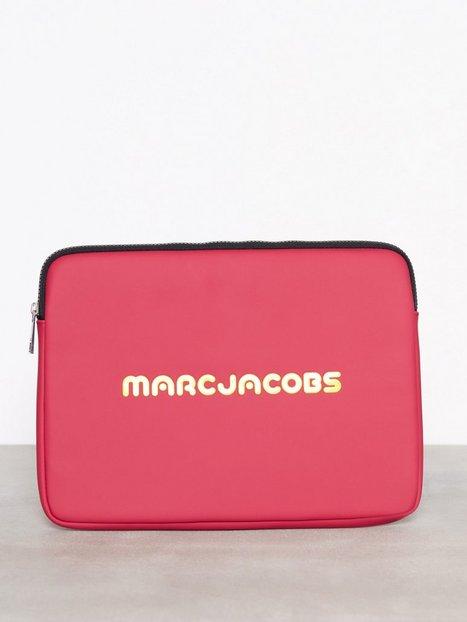 Billede af Marc Jacobs 13'' Computer Case Computertasker Rosa/Lyserød