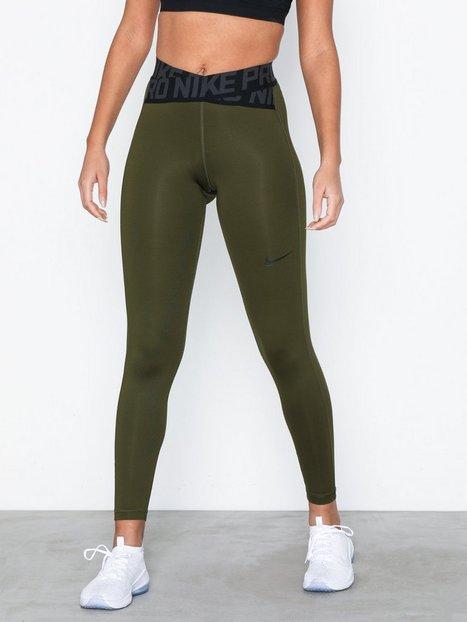 Billede af Nike W Np Intertwist Tght Træningstights Khaki