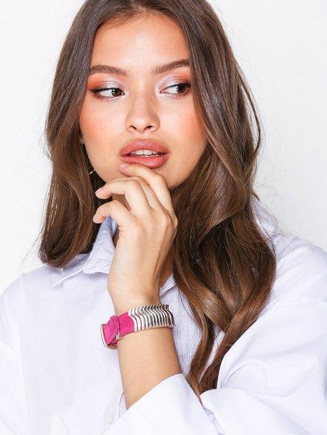 Billede af CalaJade Rattle Bracelet Armbånd Lyserød/Sølv