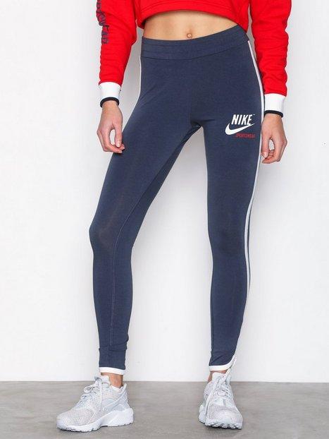 Billede af Nike NSW Archive Leggings Leggings Blå