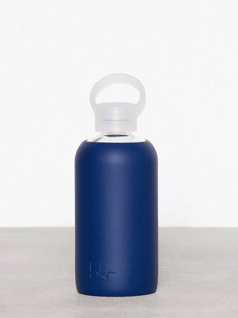 Billede af bkr Fifth Ave Vandflaske Mørkeblå