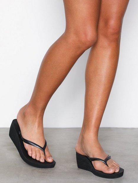 Billede af Havaianas High Fashion Flip-Flops Sort