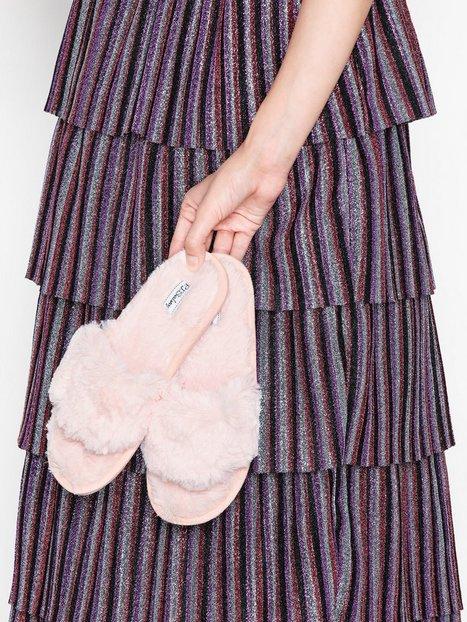 Billede af P-J Salvage Fur Sliders Pyjamasser & hyggetøj