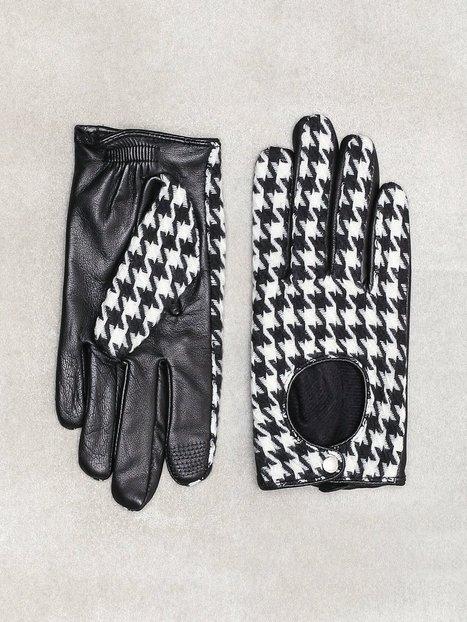 Billede af Lauren Ralph Lauren Leather Hybrid Glove Vanter og handsker