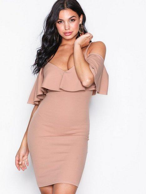 Off Shoulder Strap Dress