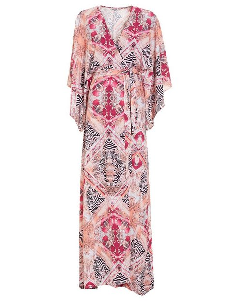 Resort Wrap Maxi Dress
