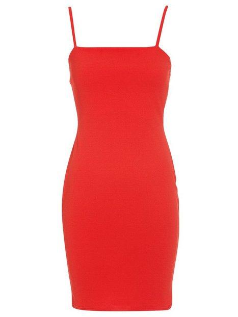 Straight Line Mini Dress