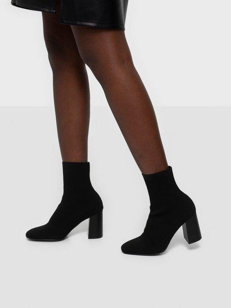 Billede af Bianco Knit Boot Heel
