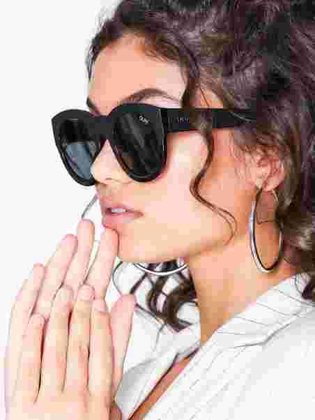 fe5e0ac751 If Only - Quay Australia - Black - Sunglasses - Accessories - Women ...