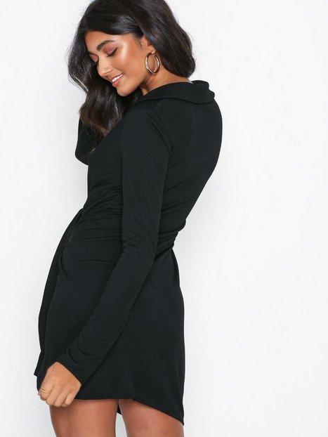 Oversize Plunge Dress