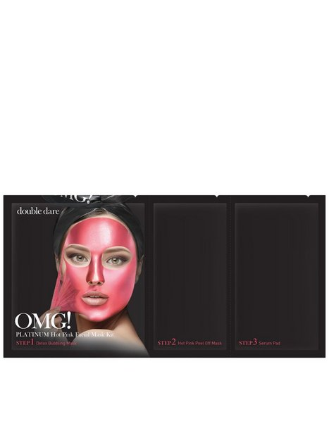 OMG! Platinum Facial Mask Kit Rosa