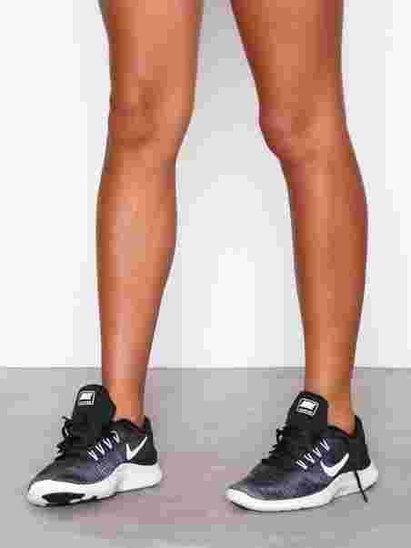 1a5ce1e8f0b42 Nike Flex 2018 Rn - Nike - Black White - Training Shoes - Sports ...