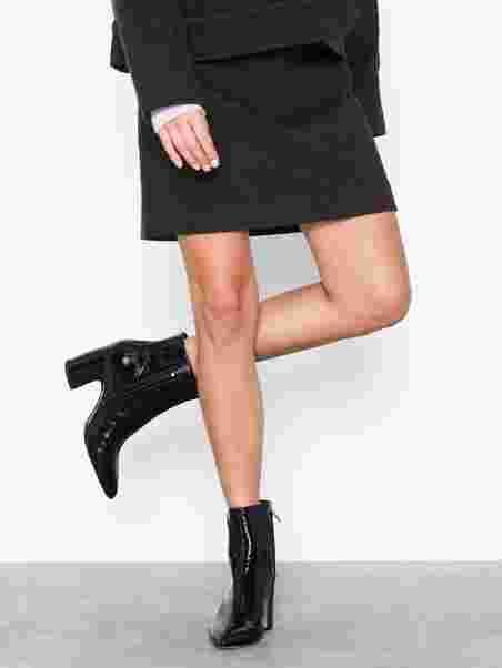 f89f04fcefe5 Hilty 2 Patent - Sam Edelman - Black - Boots - Shoes - Women - Nelly.com