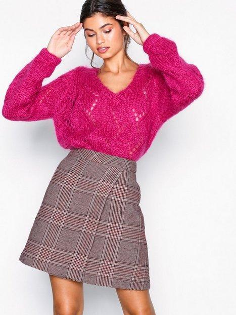 Billede af Gestuz Sari skirt Mini nederdele Tan