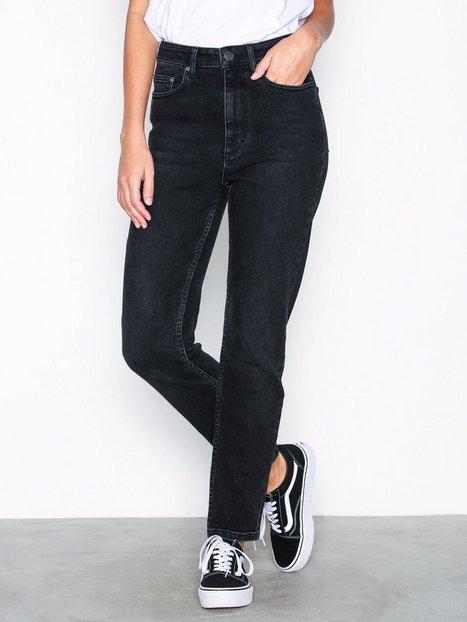 Billede af Gestuz Astrid MOM jeans Straight Black