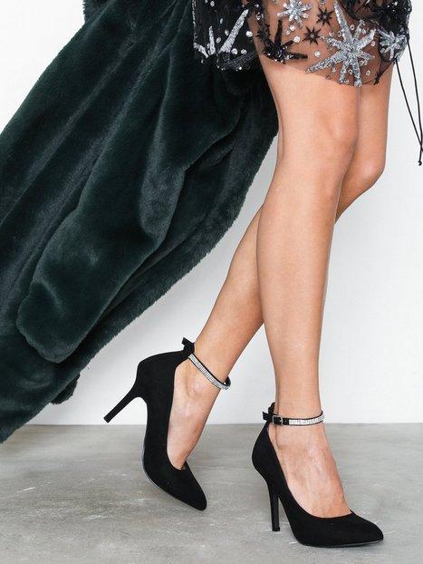 Billede af Bianco BFAURORA Diamond Pump High Heel Black