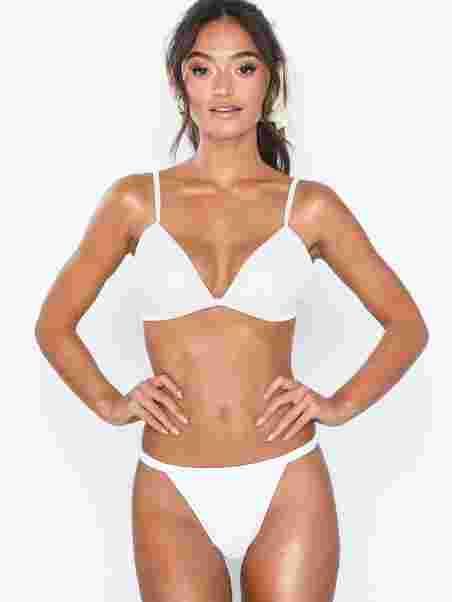 23319a4f3894 Tanning Bikini Panty - Nly Beach - White - Bikinis - Swimwear ...