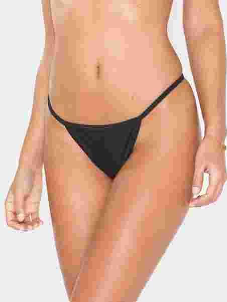 178644881819 Tanned Bum Bikini Panty - Nly Beach - Black - Bikinis - Swimwear ...