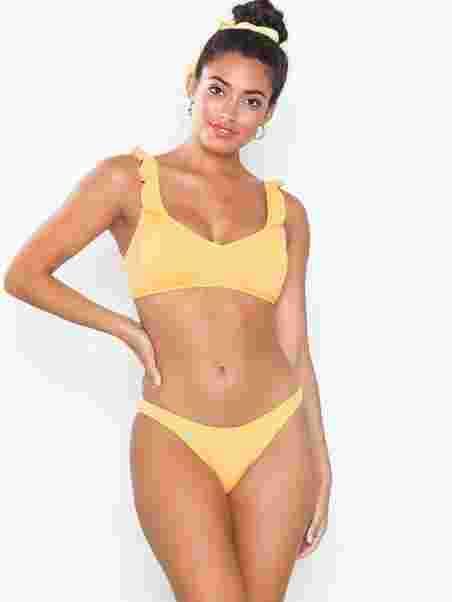 80b4bc76bd2 Ruffle Tie Back Bralette - Polo Ralph Lauren - Sun - Bikinis ...