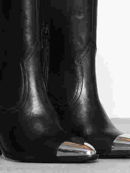 b822f08cace Americana Western - Bronx - Black - Boots - Shoes - Women - Nelly.com