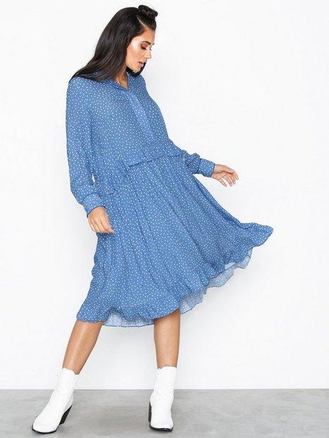 118efda6 NORR Christie dress Langærmede kjoler | Kjoler