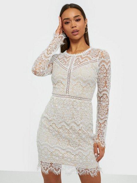 Billede af Love Triangle Champange Taste Mini Dress Tætsiddende kjoler