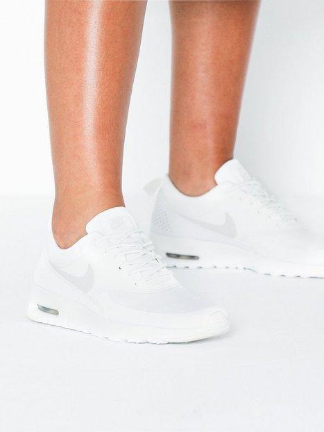 Billede af Nike Nsw Wmns Nike Air Max Thea Low Top Hvid/Lyseblå