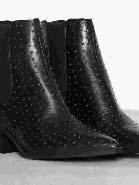 59e41d25032b Biacyra - Bianco - Sort - Boots - Sko - Kvinde - Nelly.com