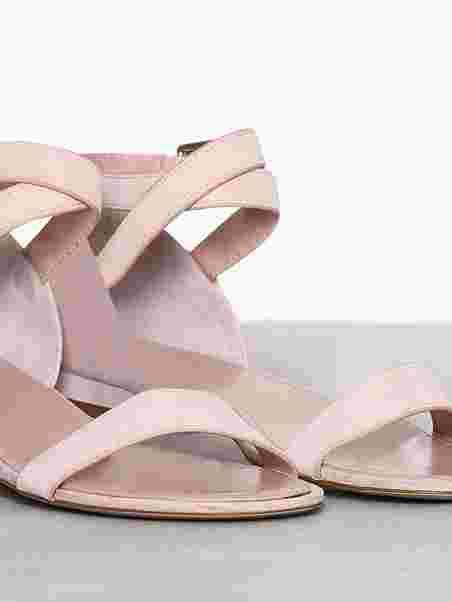 3a1dd85dc0a3 Davison Sandals - Lauren Ralph Lauren - Pink - Flats - Shoes - Women ...