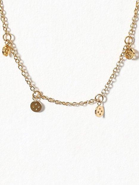 Billede af Bovou Button Chain Armbånd