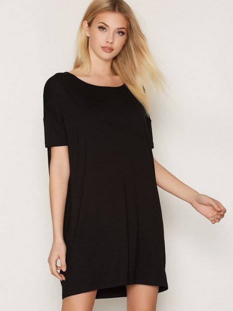 Billede af MOSS COPENHAGEN Ava Abelone Dress Loose fit dresses Black