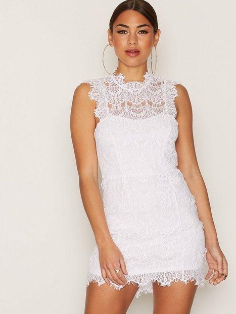 Billede af Free People Daydream Bodycon Slip Kropsnære kjoler White