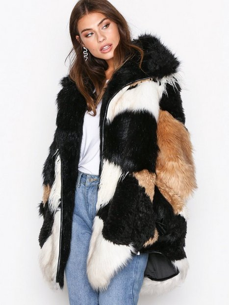 Heartshaker Faux Fur Jacket