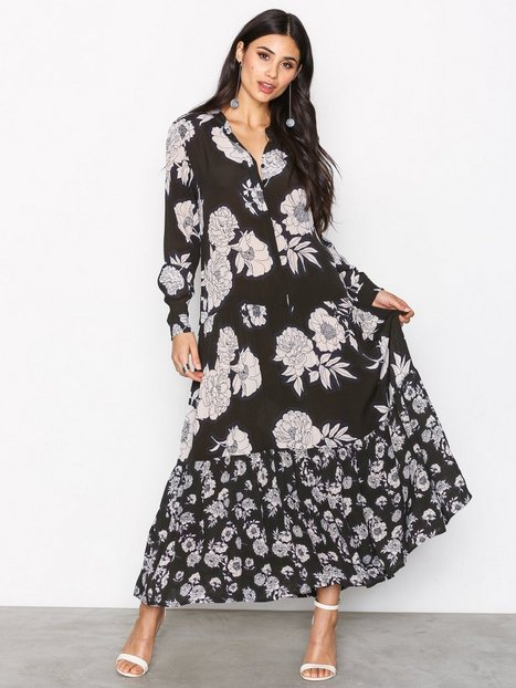 Billede af MOSS COPENHAGEN Camp Miram Dress Loose fit dresses Flowers