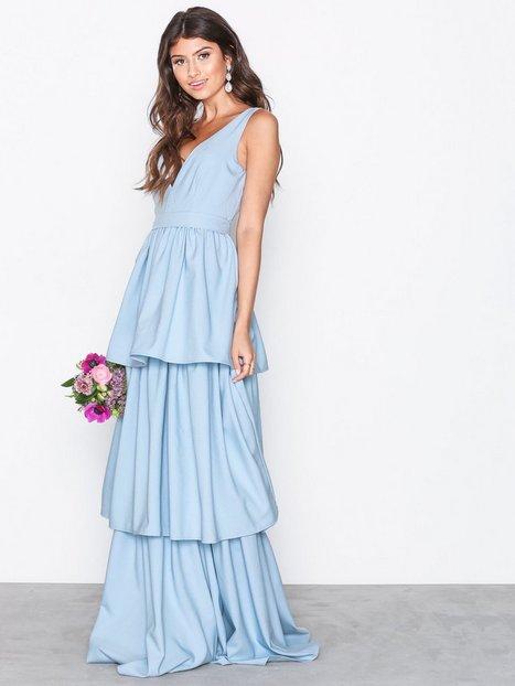By Malina Chiara Dress Maksimekot Blue thumbnail