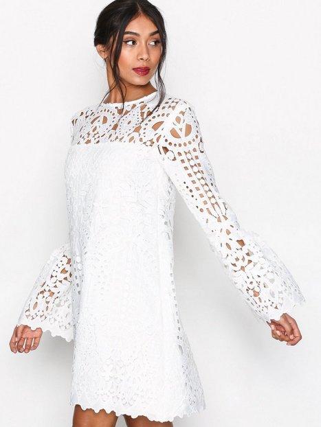 Billede af By Malina Callisto Dress Kropsnære kjoler White