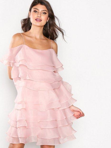 Billede af By Malina Kami Dress Kropsnære kjoler Dusty Pink