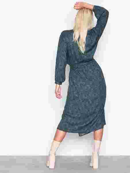 Dress Moss Dresses Black Clothing Copenhagen Nome Party 9EDH2I