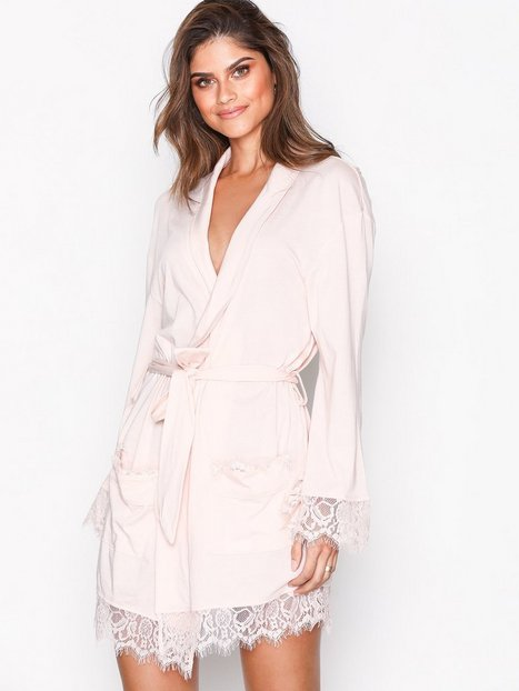 Billede af Free People Sweetest Thing Robe Morgenkåber Peach