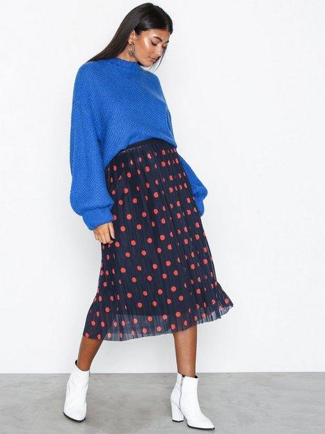 Trisha Mesh Skirt Aop