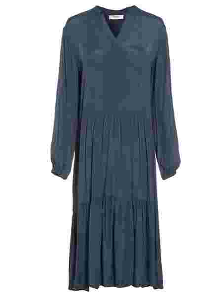 e4cdc4c12b63 Carol Miram Dress - Moss Copenhagen - Midnight - Kjoler - Tøj ...