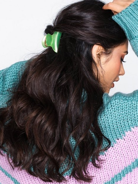 Billede af MOSS COPENHAGEN Eva Hair Grip Hårtilbehør Mint