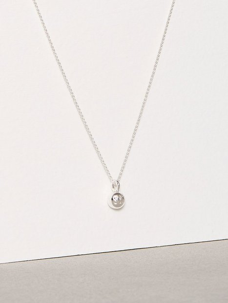 It ball pendant necklace 40 sn of sweden silver jewellery it ball pendant necklace 40 aloadofball Image collections