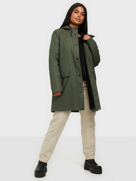 Vero Moda Vmasta 3/4 Teddy Coated Jacket Boos Peat