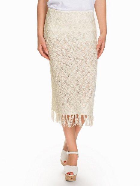 Billede af NLY Design Knitted Skirt Midi nederdele