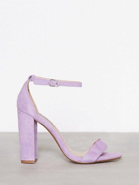Billede af Steve Madden Carrson Sandal High Heel Lavender