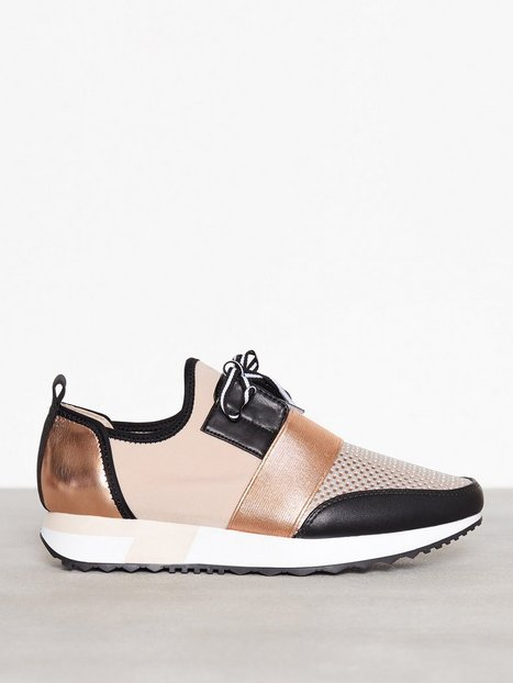 Billede af Steve Madden Antics Sneaker Low Top Rose Gold