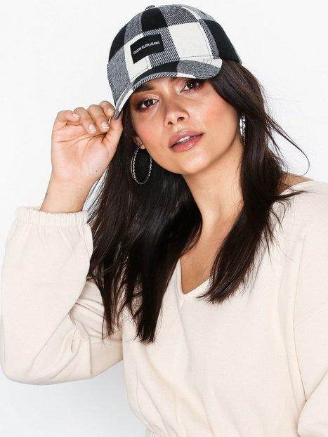 Billede af Calvin Klein Jeans J Check Cap W Kasketter