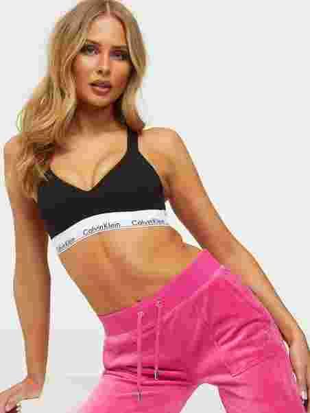 323a135aea6e25 Bralette Lift - Calvin Klein Underwear - Black - Bras   Tops ...